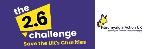 Join the #TwoPointSixChallenge in aid of FMA UK